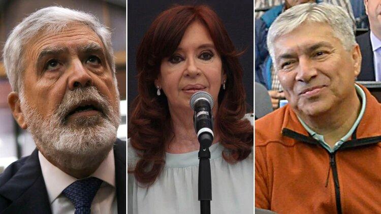 Firme decisión de continuar juicio a CFK, De Vido y Lázaro