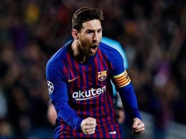 Por la magia de Messi, Barcelona se llevó la primera semifinal