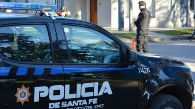 Matan de diez balazos a un hombre en Santa Fe