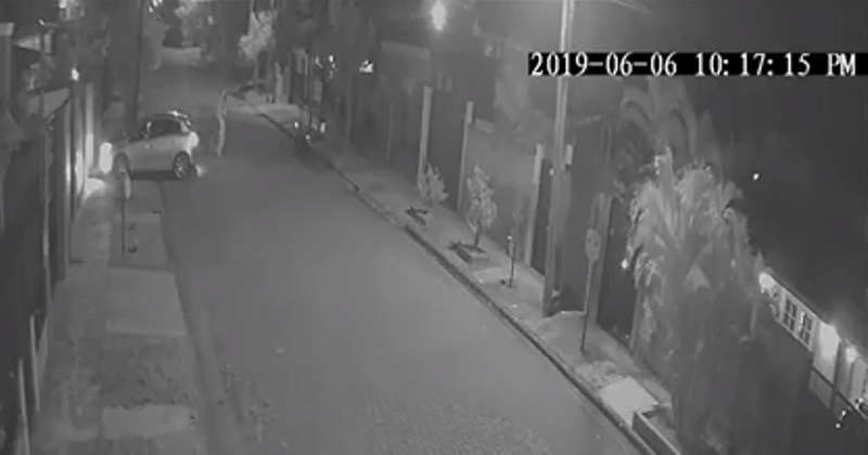 Video: asalto de motochorro en Itaembé Miní