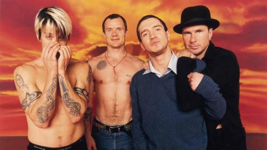 Californication: 20 años del renacer de Red Hot Chili Peppers