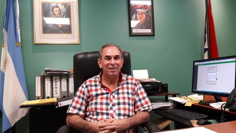 Stellatto confirmó a su Secretario de Gobierno y al titular de Hacienda