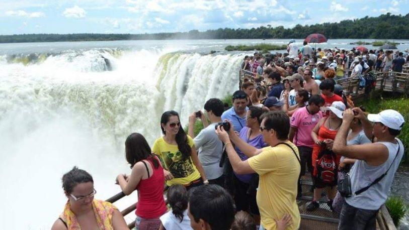 Iguazú: las reservas hoteleras alcanzan el 90%
