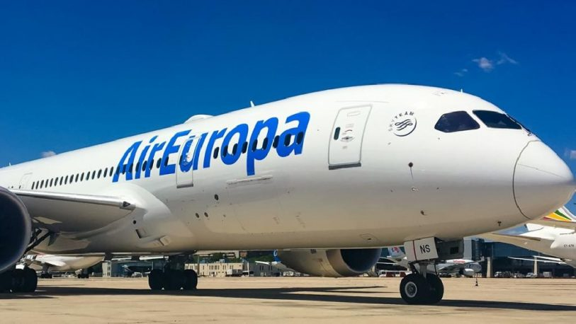 Se mantiene el vuelo Madrid – Puerto Iguazú