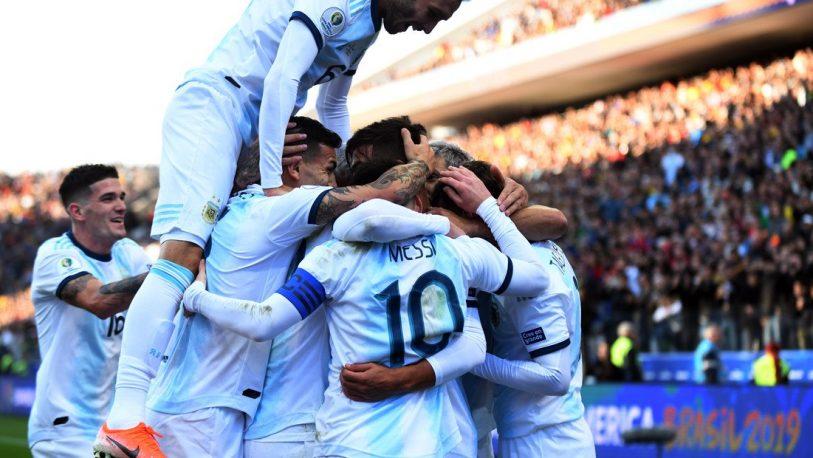 Copa América: Argentina le ganó a Chile y se quedó con el tercer puesto