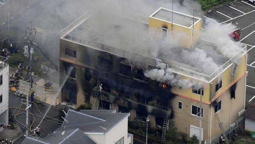 Japón: presunto ataque incendiario deja casi 30 muertos