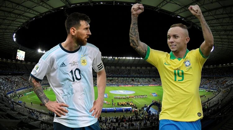 Copa América: Argentina buscará la final ante Brasil