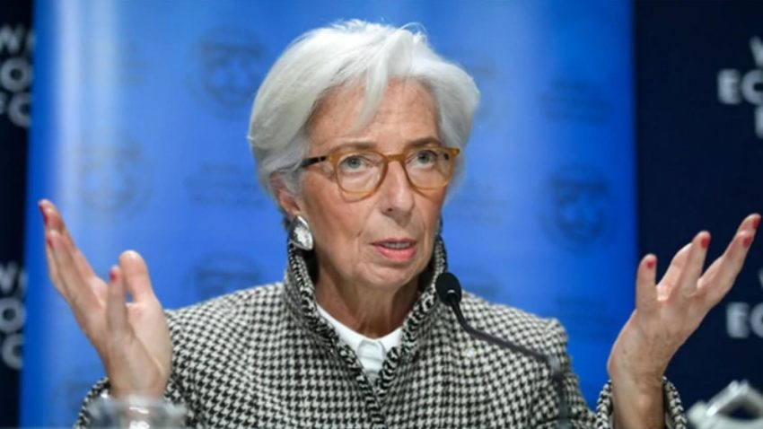 Christine Lagarde deja el FMI y va al Banco Central Europeo