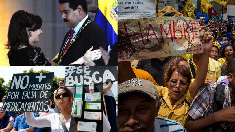 """""""Argentina, aún estando en crisis, es un paraíso para nosotros"""""""