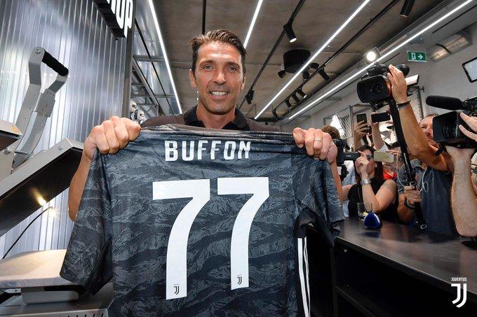 Buffon vuelve a Juventus tras su paso por Paris Saint Germain