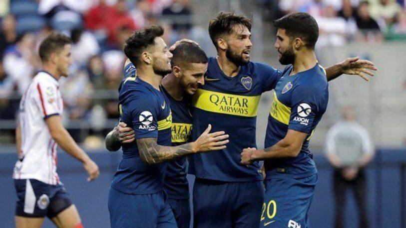 Boca debutará en la Superliga con Huracán y River lo hará con Argentinos