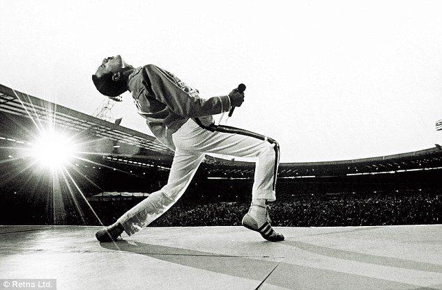 Se cumplen 33 años del último concierto de Queen en Wembley