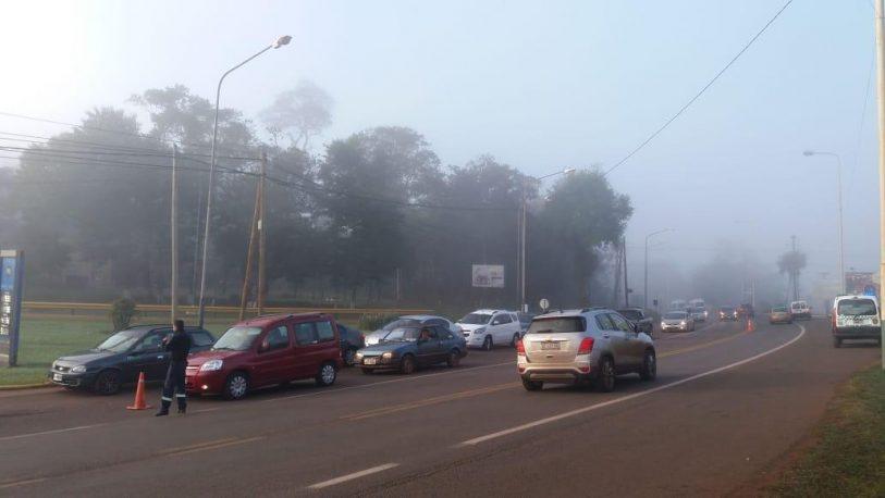 Iguazú: taxistas piden se agilice el paso fronterizo
