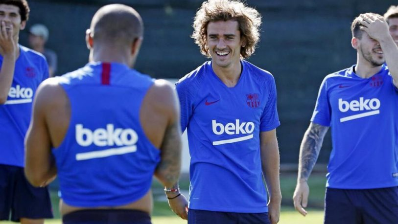 Griezmann comparó a Messi con LeBron James