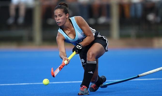 Von der Heyde renunció a los Juegos Panamericanos Lima 2019