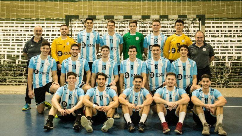 El seleccionado de handball perdió ante Alemania