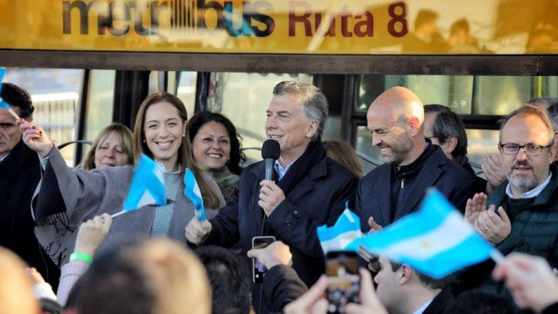 """Macri llamó a dejar atrás """"la mentira y la prepotencia"""""""