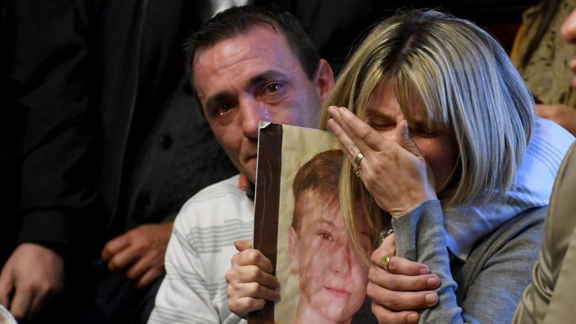 Prisión perpetua a uno de los asesinos de Brian Aguinaco