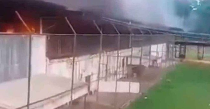 Horror en una cárcel de Brasil: guerra de bandas provoca 52 muertos