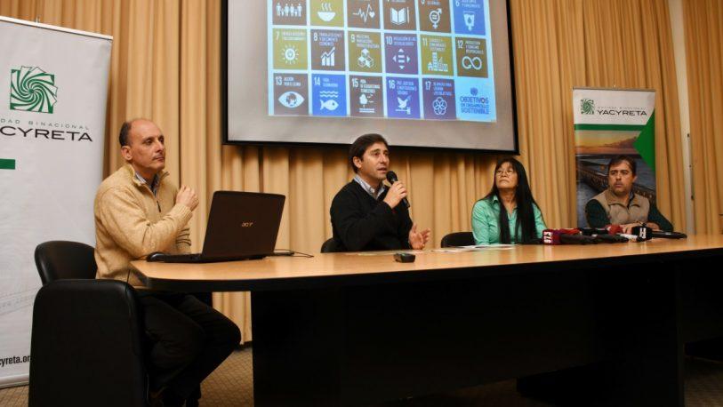 Presentaron aplicación de control de objetivos de desarrollo sostenible