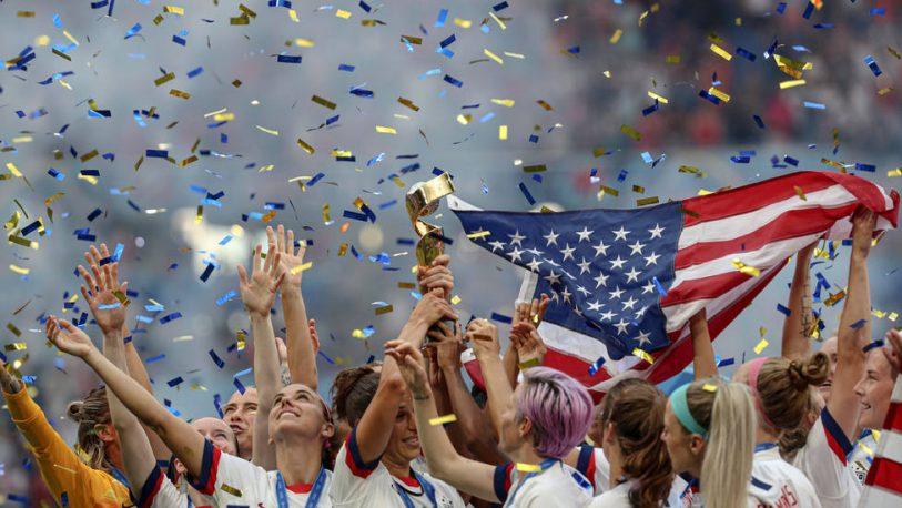 EEUU conquistó su cuarto Mundial Femenino