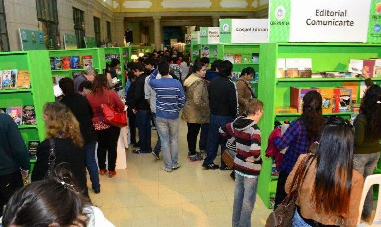 Más de 10.000 personas participaron en la 9ª Feria del Libro de Corrientes