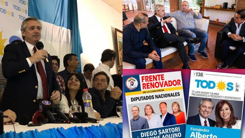 Temiendo una debacle electoral, el FR pidió boletas presidenciales sueltas