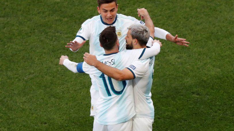 Copa América: Argentina le gana a Chile en el partido por el tercer puesto