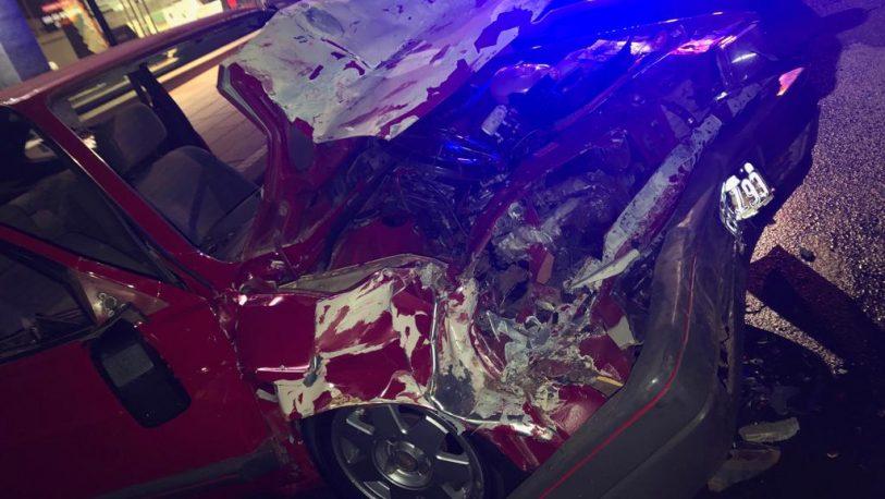 Picadas ilegales: detuvieron a los conductores