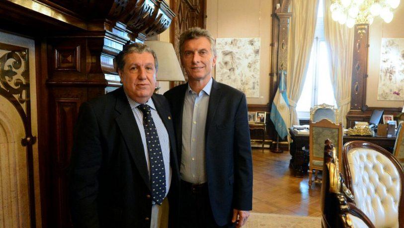 """Ramón Puerta: """"Nunca un gobierno fue tan generoso con las provincias"""""""
