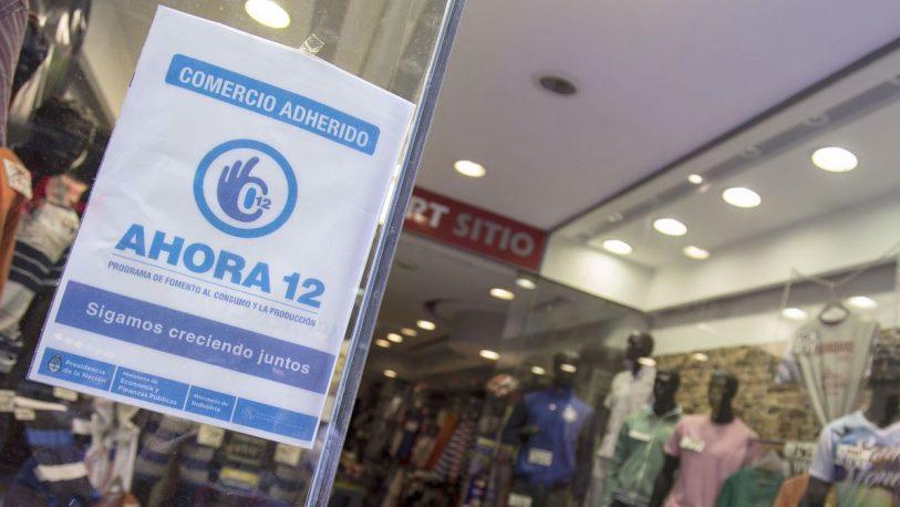 Relanzarán el Programa Ahora 12 para incentivar el consumo