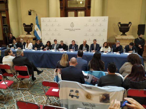 """ARA San Juan: determinaron """"responsabilidades compartidas"""""""