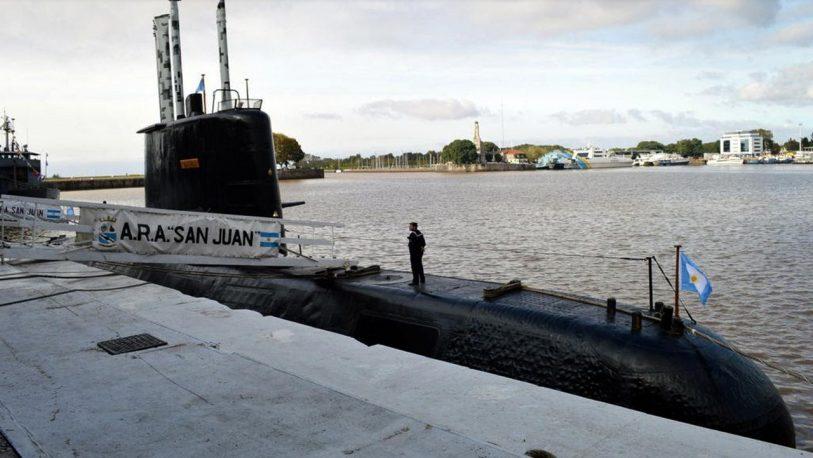 Imputan a tres jefes de la Armada en la causa del ARA San Juan
