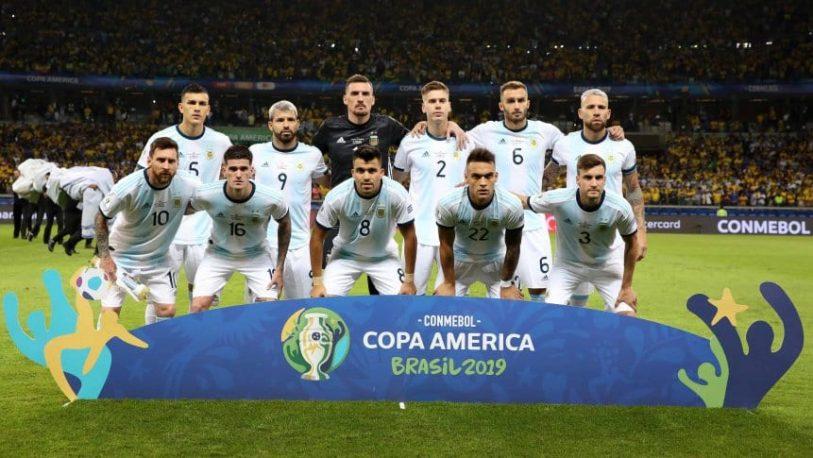 Ránking FIFA: Argentina entró al Top Ten