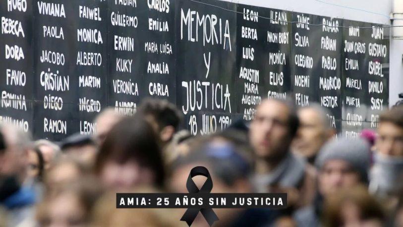 A 25 años del atentado a la AMIA