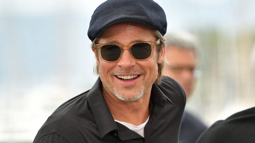 Brad Pitt anunció que se alejará de la actuación