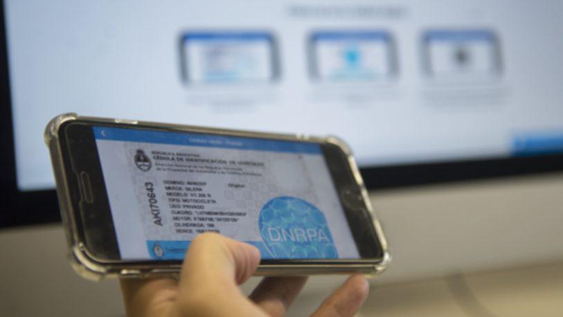 Cédula digital: advierten que no es válida en Misiones