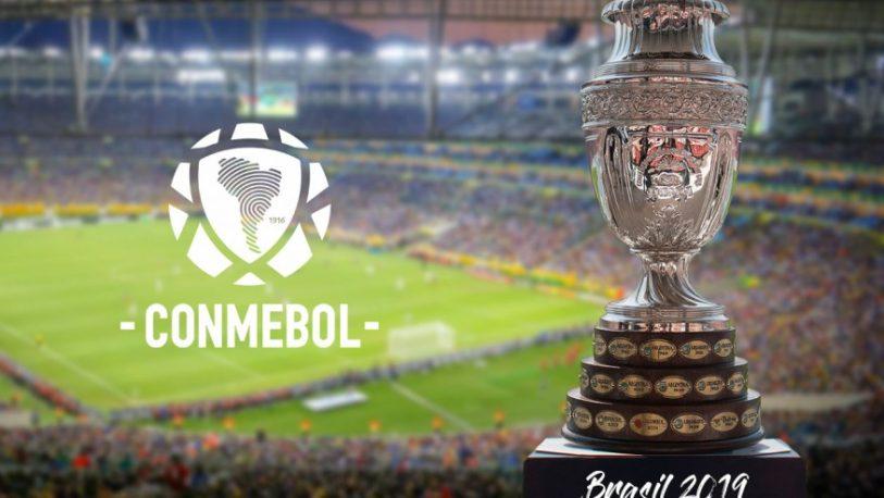 Copa América: designaron los árbitros para los últimos partidos
