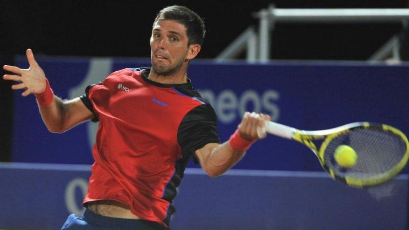 El tenista Federico Delbonis alcanzó la final del Challenger de Perugia