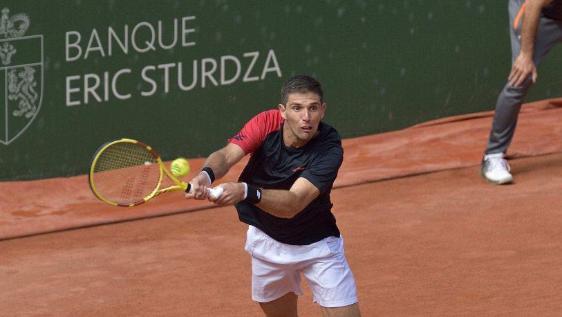 Delbonis y Londero a semifinales de Bastad