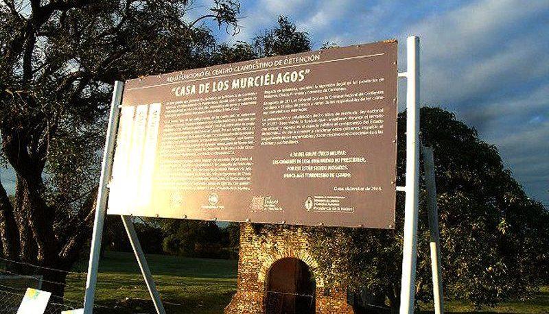 Corrientes: denuncian la demolición de un sitio de memoria