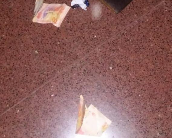 Le robó dinero a un joven, intentó escapar y cayó preso