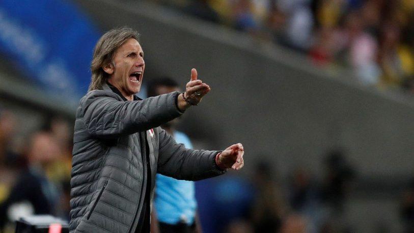 Gareca reconoció que Brasil fue justo campeón