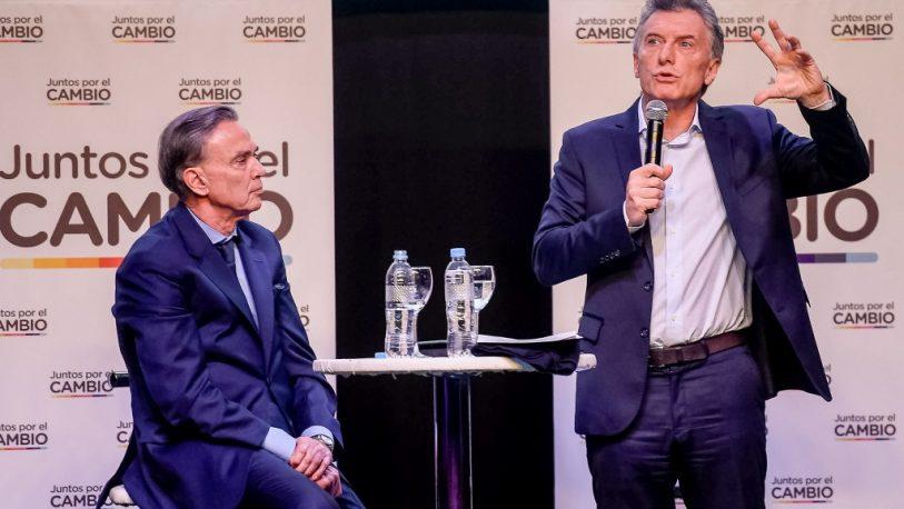 """Macri sobre la fórmula Fernandez-Fernandez: """"Es una destrucción de futuro"""""""