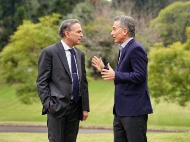 Macri encabeza una megacumbre de Juntos por el Cambio