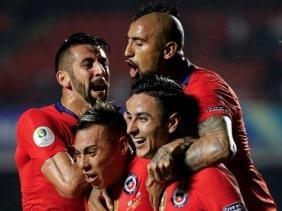 Chile va por una nueva final de la Copa América