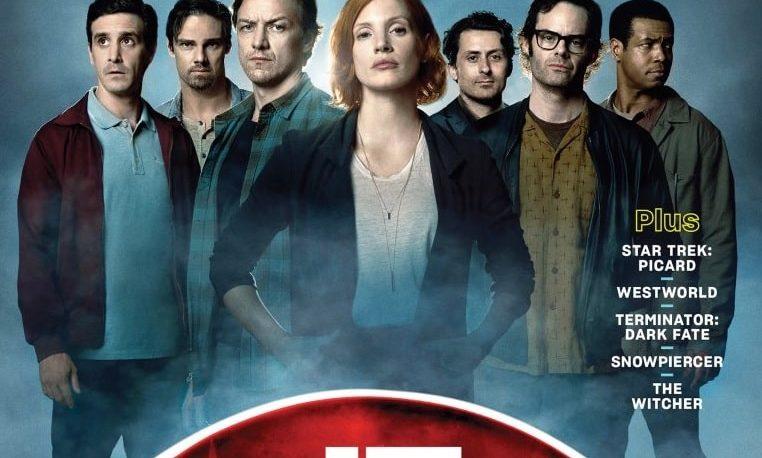"""Entertainment Weekly revela nuevas imágenes de """"It: Chapter 2"""""""