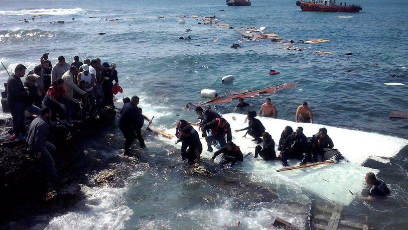 En lo que va del año casi 700 personas murieron en el mar Mediterráneo