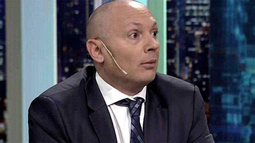 Indagan al falso abogado D'Alessio por denuncia de Stornelli