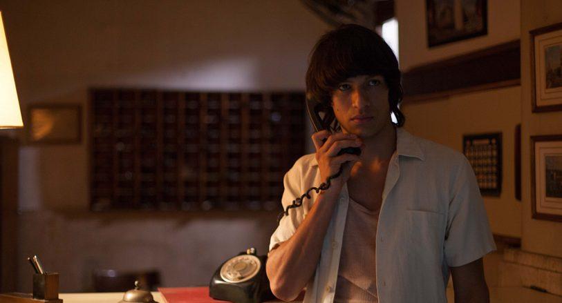 Actor que encarna a Monzón habló del éxito de la serie